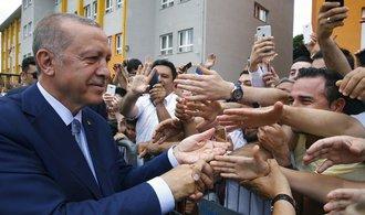 Erdogan je na cestě k prezidentské obhajobě