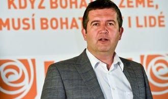 Referendum ČSSD se potýká s problémy. Nemohu vyloučit jeho ovlivnění, říká mluvčí strany