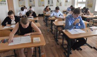 Maturitní zkoušku z matematiky nezvládl téměř každý čtvrtý student