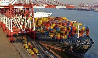 Růst čínské ekonomiky loni zrychlil