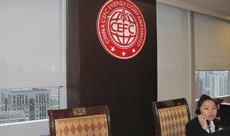 Čínská větev CEFC nezvládá splácet závazky