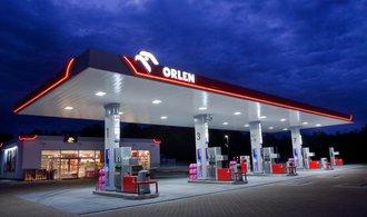 Polskému majiteli Unipetrolu PKN Orlen klesl čtvrtletní zisk