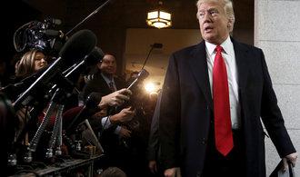 Trumpovo kouzlo vyprchává. Wall Street slábne nejvíce od jeho nástupu do úřadu