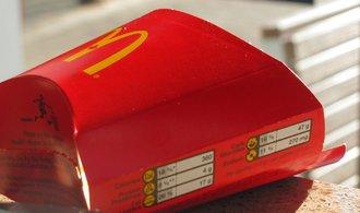 Češi častěji snídají u McDonald's. Firmě vyrostly tržby o 200 milionů
