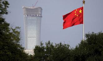 USA zaváděním cel provozují obchodní šikanu, tvrdí Čína