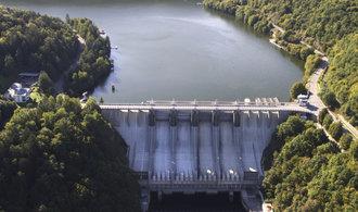 ČEZ za 150 milionů zmodernizuje vodní elektrárnu Slapy. Zvýší její účinnost