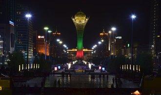 Astana už není. Hlavní město Kazachstánu ponese jméno bývalého prezidenta