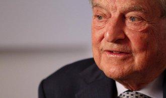 List Financial Times vyhlásil George Sorose osobností roku