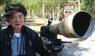 Lovci s obřími teleobjektivy: národním sportem Tchajwanců je focení ptactva