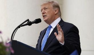 Trump ohlásil bankovní blokádu Severní Koreji. Číňané se k sankcím připojí