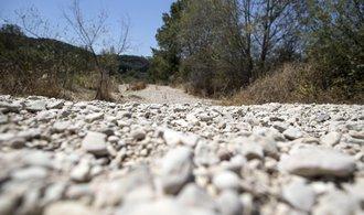 Víno, olivy a parmezán v ohrožení. Italští farmáři sčítají škody nebývalého sucha