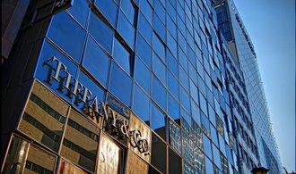 Mladé netáhne luxus. Tržby klenotnictví Tiffany vzrostly jen nepatrně