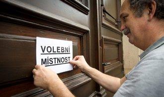 Online: Babiš už hlasoval. Volil ANO a kroužkoval