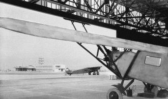Obrazem: Výstavba ruzyňského letiště začala před 85 lety