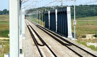 Vysokorychlostní železniční trať mezi Prahou a Mnichovem je priorita pro Česko i Německo