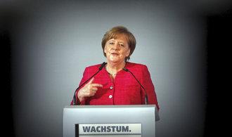 Pro vyhnání Němců po válce neexistovalo morální či politické ospravedlnění, řekla Merkelová