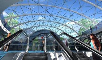 Stavba metra D již vyšla na stovky milionů korun