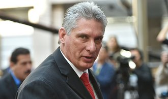 Kubánci mají nového prezidenta, Castra vystřídal Miguel Díaz-Canel