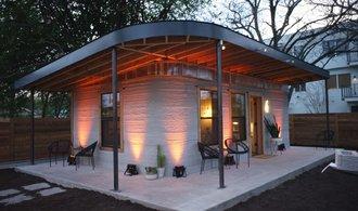 Domky pro chudé bude stavět 3D tiskárna. Hotovo má mít do jediného dne