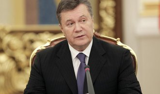 Janukovyč se dopustil vlastizrady, rozhodl ukrajinský soud