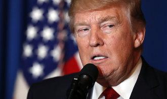 Trump pochválil vůdce KLDR - prý je to lišák, když se tak mladý dokázal udržet u moci