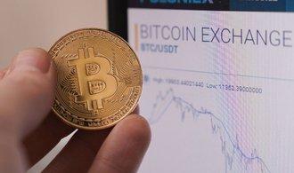 Investoři do bitcoinu tratí desítky miliard