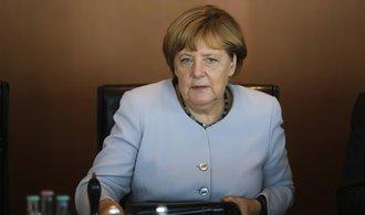 Merkelová: Vypovězení smlouvy o likvidaci raket? Pro Evropu to je velmi špatná zpráva