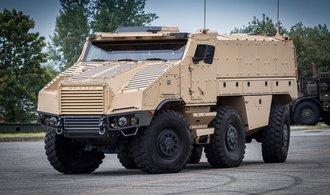 Vláda udělá rekordní armádní nákup. Pořídí obrněnce za devět miliard