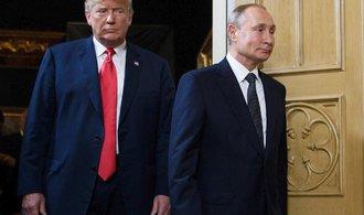 Rusové přemlouvají Američany, aby zachovali smlouvu o raketách