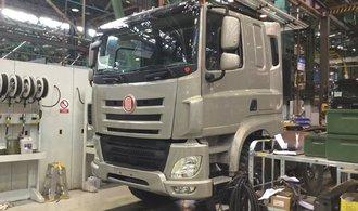 Automobilka Tatra uvažuje o výstavbě továrny v Arménii