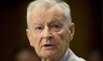 Zemřel Zbigniew Brzezinski. Politolog měl výrazný vliv na formování americké zahraniční doktríny