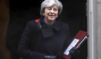 Mayová: Dohoda s Unií o brexitu je téměř hotová