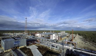 Ruský Novatek utratil v aukci miliardy korun za plynárenská aktiva