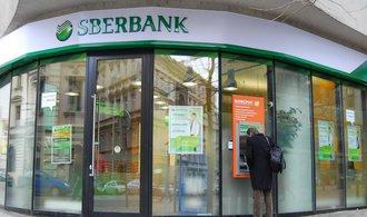 Sberbank loni vydělala 377 milionů korun