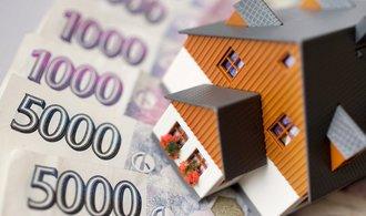 Hypotéky v srpnu klesly. Jejich průměrná úroková sazba se snížila na 2,01 procenta