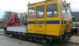 Železničáři se soudí se strojírnou TSS o penále za drezíny. Jde o desítky milionů