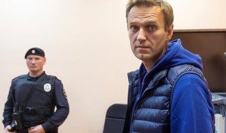 Rusko zadržovalo Navalného z politických důvodů, uvedl Evropský soud pro lidská práva