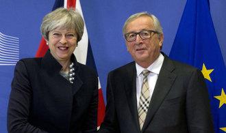 Mayová: Máme směr pro další práci vyjednavačů, do Bruselu se vrátím v sobotu