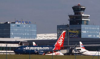 Letiště Praha zrekonstruuje pojezdové dráhy, investuje stovky milionů korun