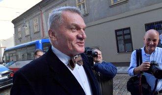 Imunitní výbor nechce vydat exprimátora Svobodu k trestnímu stíhání