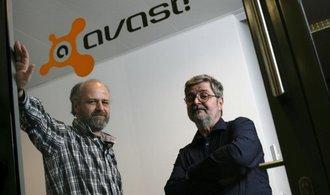 Avast za tři čtvrtletí zvýšil provozní zisk o devět procent na 7,5 miliardy korun