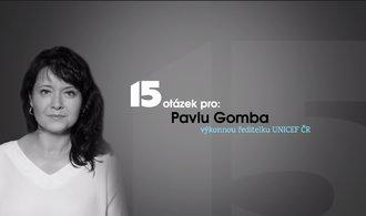 15 otázek pro: Každý problém má své řešení, říká ředitelka českého UNICEF Gabriela Gomba