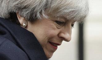 Mayová potvrdila, že nechá hlasovat britský parlament o dohodě o odchodu země z EU