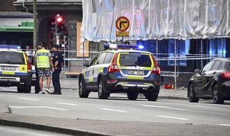 Útočník v centru švédského Malmö postřelil nejméně čtyři lidi