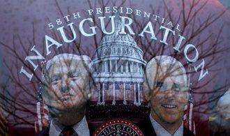 ŽIVĚ: Trump složil přísahu a stal se 45. prezidentem. Maskovaní odpůrci zaútočili na McDonald