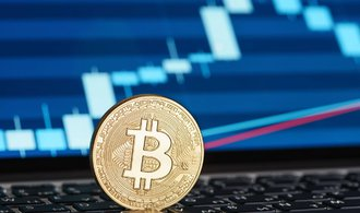 Bitcoin prolomil další hranici, letos už jeho hodnota vzrostla šestinásobně