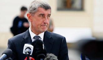 Prezident Zeman ve středu odvolá Babiše z vlády, nahradí ho Pilný