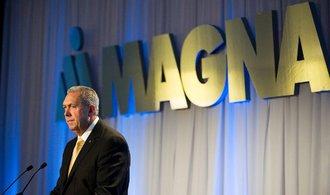 Slovinsko a Maďarsko soupeří o budoucí továrnu. Stavět chce kanadská společnost Magna