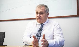 Stavební kolaps D1 u Humpolce je selháním firem, říká nový šéf Svazu podnikatelů ve stavebnictví Nouza
