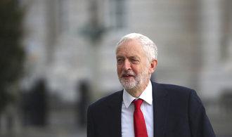 Corbyn podpoří nové referendum o brexitu, když se labouristé dohodnou